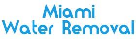 Miami Water Removal, residential water damage repair Miami FL