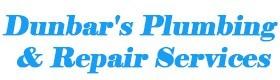 Dunbar's Plumbing & Repair Services