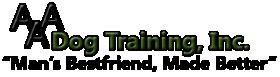 AAA Dog Training